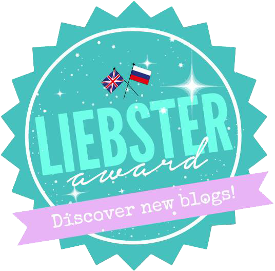 The Liebster Award!!!!
