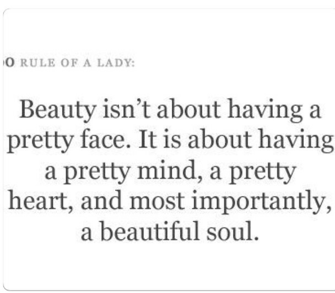 Woman!! Thou Art Beautiful