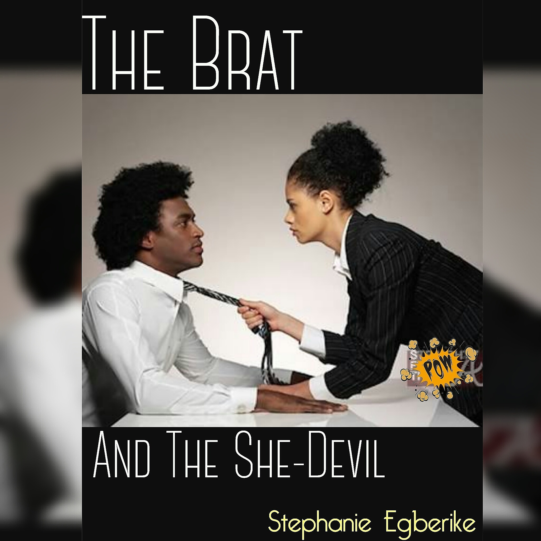 The BRAT AND THE SHE-DEVIL $CHP 24
