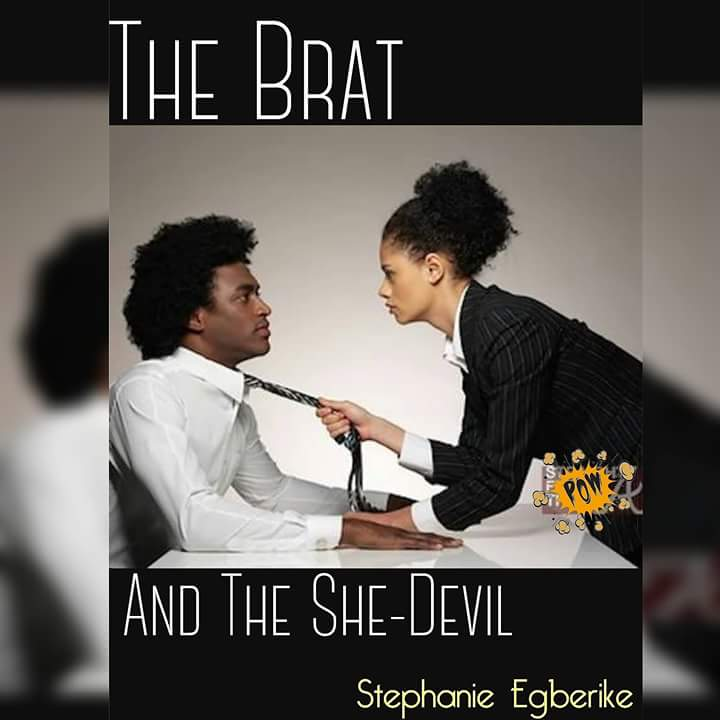 THE BRAT AND THE SHE-DEVIL $CHP 34