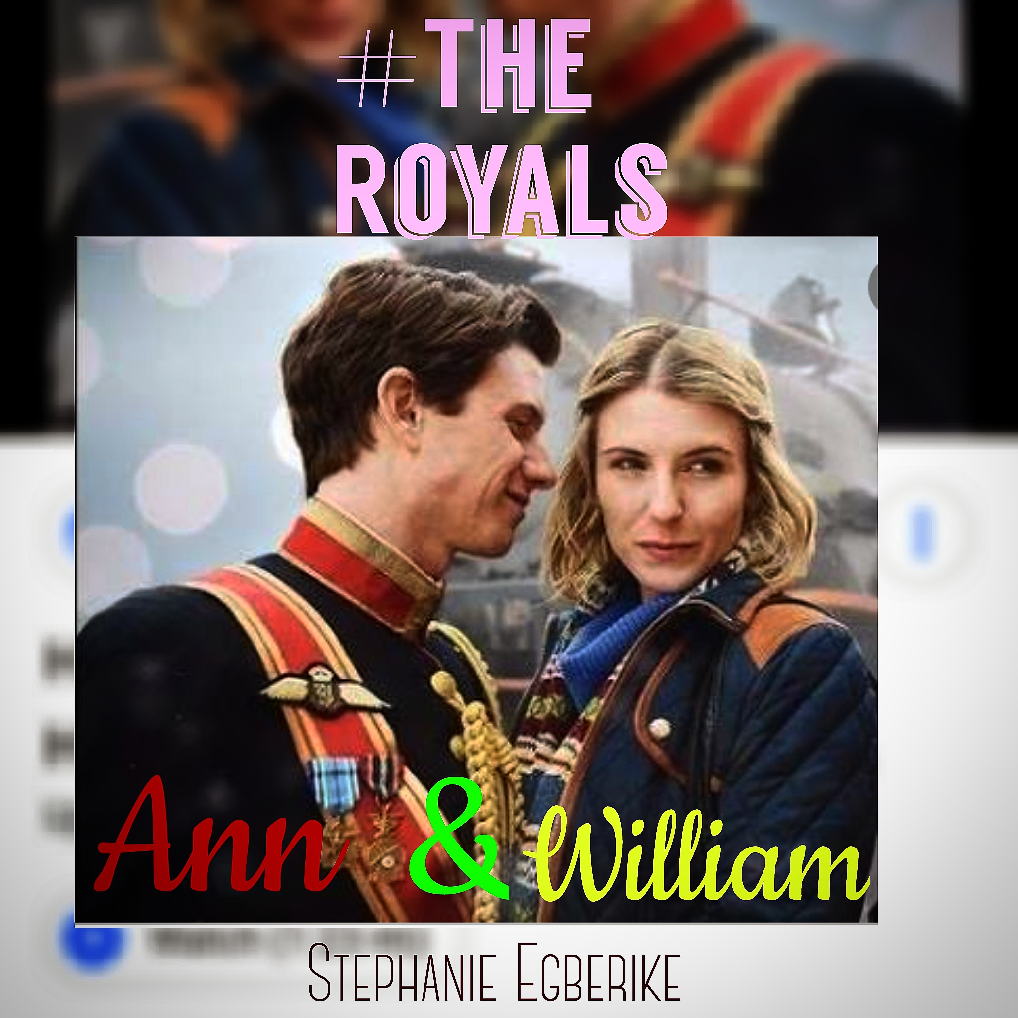 #The Royals: Anna & William -CHP1