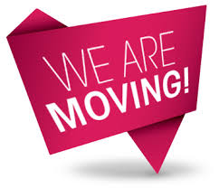 LAST NOTIFICATION!! WE ARE MOVING!!!